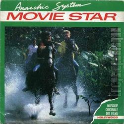 [Pochette de Movie star (ANARCHIC SYSTEM)]