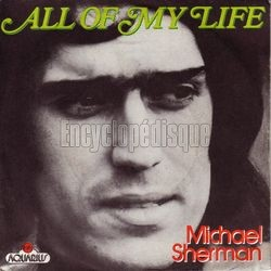 [Pochette de All of my life (Michaël SHERMAN)]