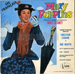 [Pochette de Mary Poppins (version française) (B.O.F. « Films »)]