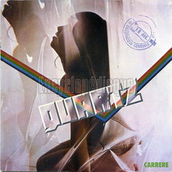 [Pochette de Camel in the city (QUARTZ)]