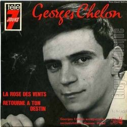 [Pochette de La rose des vents (Georges CHELON)]
