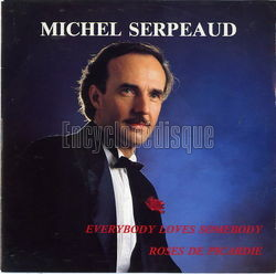 [Pochette de Everybody loves somebody (Michel SERPEAUD)]