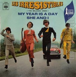 [Pochette de My year is day (Les IRRESISTIBLES)]