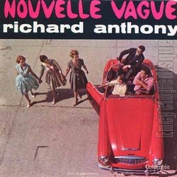 [Pochette de Nouvelle vague (Richard ANTHONY)]