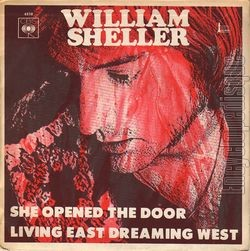 [Pochette de She opened the door (William SHELLER)]