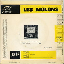 Les Aiglons Rosko
