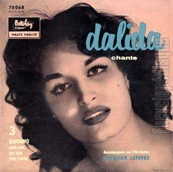 [Pochette de Dalida chante Bambino - N°3 (DALIDA)]