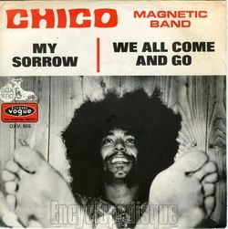 [Pochette de My sorrow (CHICO MAGNETIC BAND)]