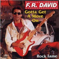 [Pochette de Gotta get a move on (F.R. DAVID)]