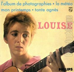 [Pochette de L'album de photographies (LOUISE)]