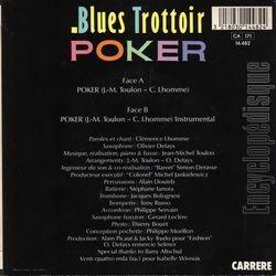 Poker blues trottoir