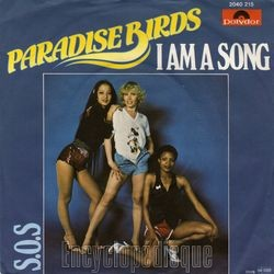 [Pochette de I am a song (PARADISE BIRDS)]