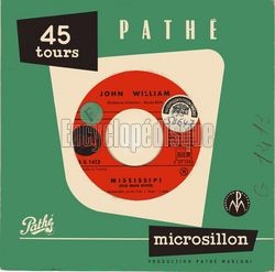 [Pochette de Mississipi (John WILLIAM)]