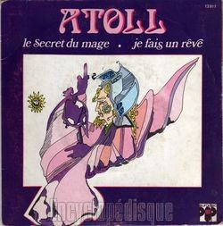 [Pochette de Le secret du mage (ATOLL)]