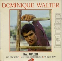 [Pochette de Mrs. Applebee (Dominique WALTER)]