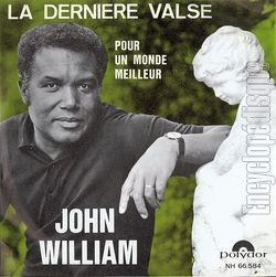 [Pochette de La dernière valse (John WILLIAM) - verso]