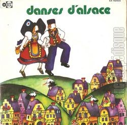 [Pochette de Danses d'Alsace (DOCUMENT)]