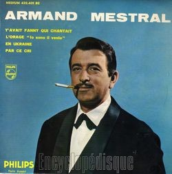 [Pochette de Y'avait Fanny qui chantait (Armand MESTRAL)]