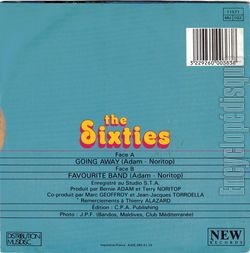 [Pochette de Going away (The SIXTIES) - verso]