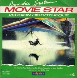 [Pochette de Movie star (ANARCHIC SYSTEM) - verso]