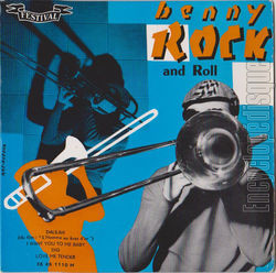 [Pochette de …and Roll (Benny ROCK)]