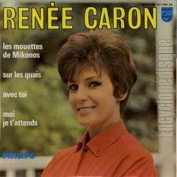 [Pochette de Les mouettes de Mikonos (Fernand RAYNAUD et <b>Renée CARON</b>)] <b>...</b> - 69589