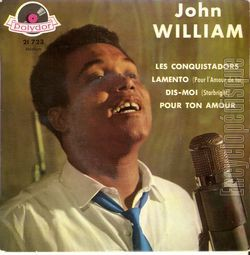 [Pochette de Les conquistadors (John WILLIAM)]