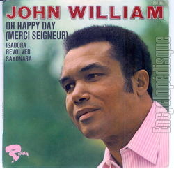 [Pochette de Oh happy day (merci Seigneur) (John WILLIAM)]