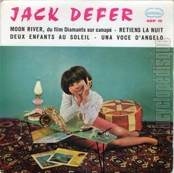 [Pochette de Moon river (Jack DEFER)]