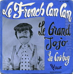 [Pochette de Le french can can (Le GRAND JOJO)]