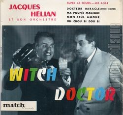 [Pochette de Witch doctor (Jacques HÉLIAN)]
