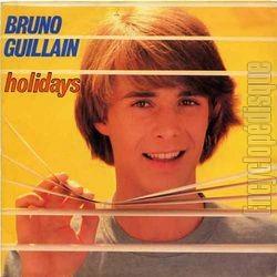 [Pochette de Holidays (Bruno GUILLAIN)]