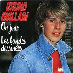 [Pochette de On joue (Bruno GUILLAIN)]