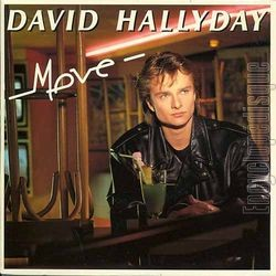[Pochette de Move (David HALLYDAY)]