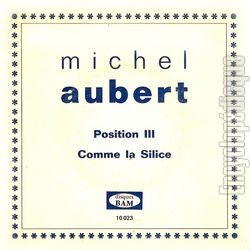 [Pochette de Position III (Michel AUBERT)]