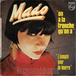 [Pochette de On a la tronche qu'on a (MADO (2))]