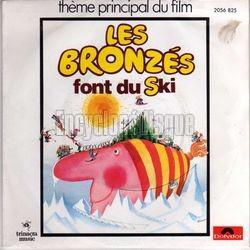 Encyclopdisque Disque Les Bronzs Font Du Ski