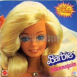 [Pochette de Barbie mannequin (BARBIE)]