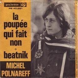 Michel Polnareff Meine Puppe Sagt Non Gammlerballade Beatnik