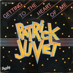 [Pochette de Getting to the heart of me (Patrick JUVET)]