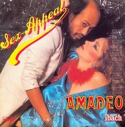 [Pochette de Sex-appeal (AMADEO)]