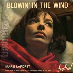 [Pochette de Blowin' in the wind (Marie LAFORÊT)]