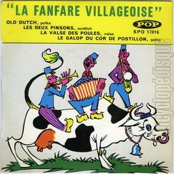 [Pochette de Old dutch (La FANFARE VILLAGEOSIE)]