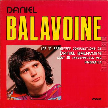 daniel balavoine discographie