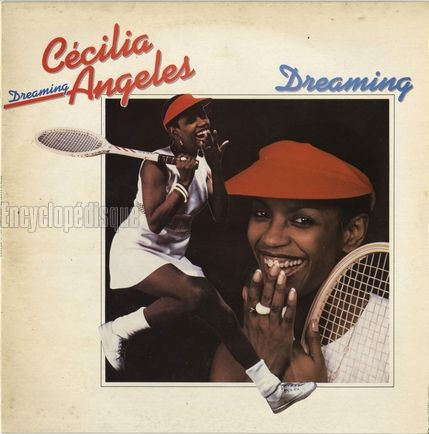 [Pochette de Dreaming (Cécilia ANGELES)]