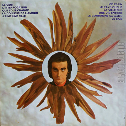 [Pochette de L'? (Dick RIVERS) - verso]