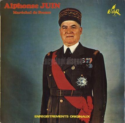 Encyclopdisque Disque Alphonse Juin Marchal De France