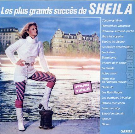 Sheila - Adios Amor