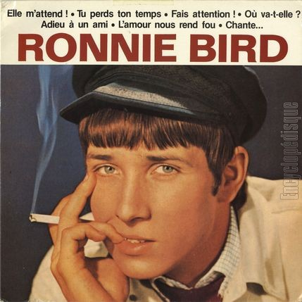 [Pochette de Fais attention (Ronnie BIRD)]