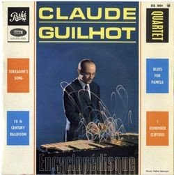 [Pochette de Toreador's song (Claude GUILHOT QUARTET)]
